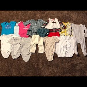 Other - 3-6 month lot